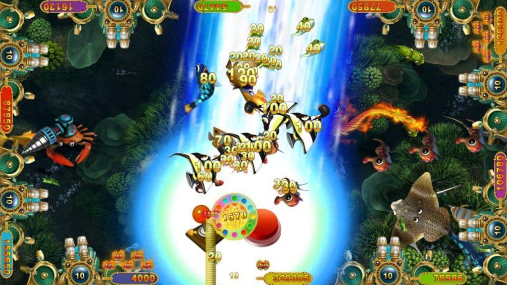 เกมยิงปลา Kirin VS Dragon