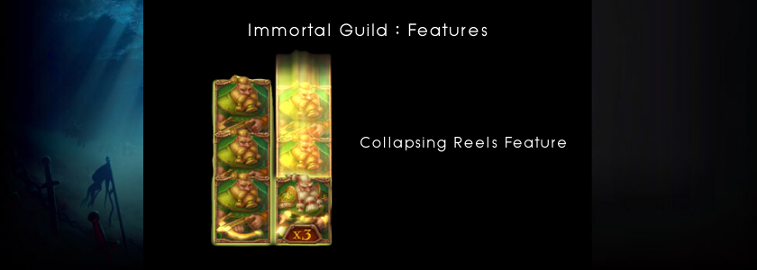 Immortal Guild - features