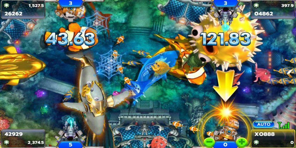 เกมยิงปลา Fish Hunter 2 Super Ex Professional ความพิเศษของเกม