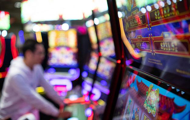 Choose a slot game